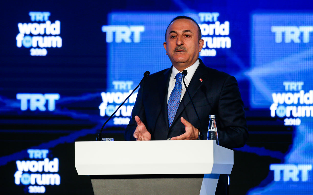 Mevlüt Çavuşoğlu YPG'nin çekilmesiyle ilgili net konuştu: 35 saatimiz var
