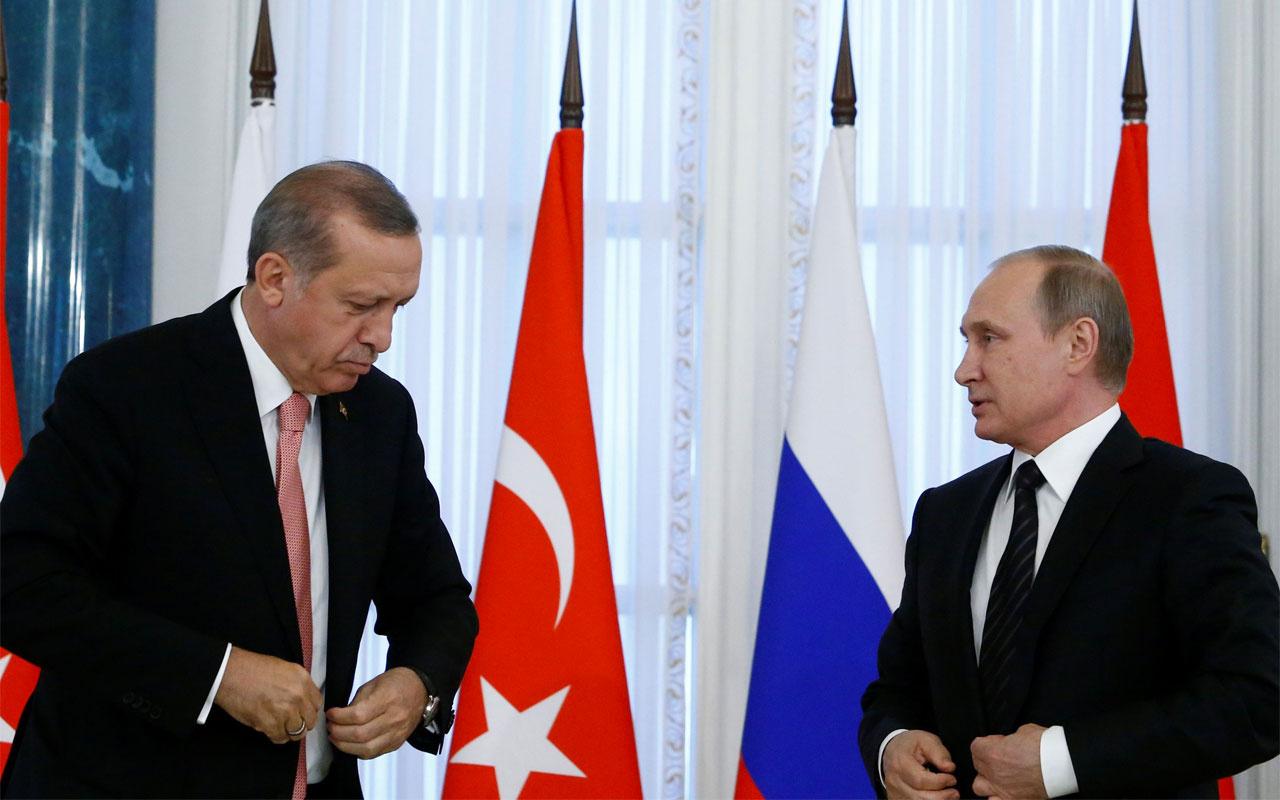 Erdoğan ile Putin görüşmesi yarın! Rusya'nın niyetine dair bomba iddialar var