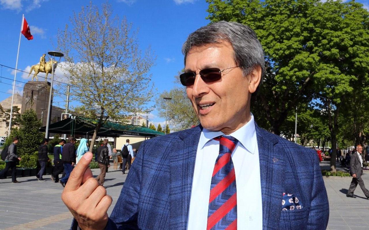 MHP'den ihraç edilen Yusuf Halaçoğlu'na Bahçeli'den 50. yıl jesti