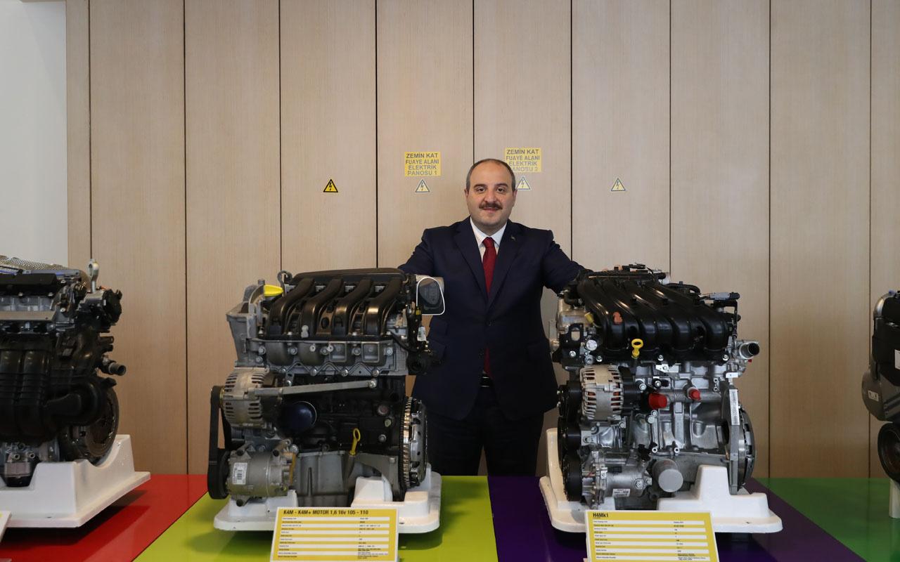 Türkiye'de bir ilk! Üretilip Çin İspanya ve İngiltere'ye ihraç edilecek