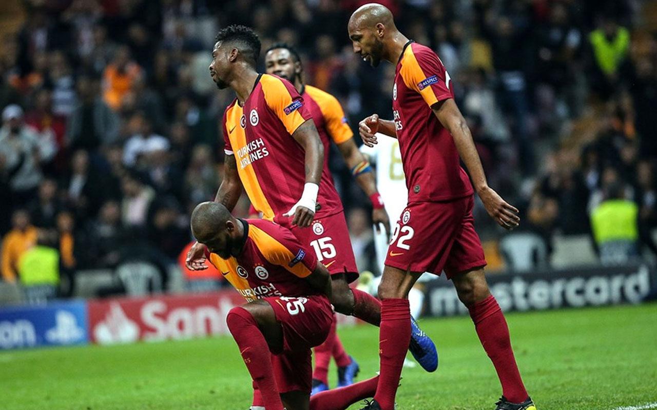 Galatasaray'ın utanç tablosu! 32 takım arasında tek
