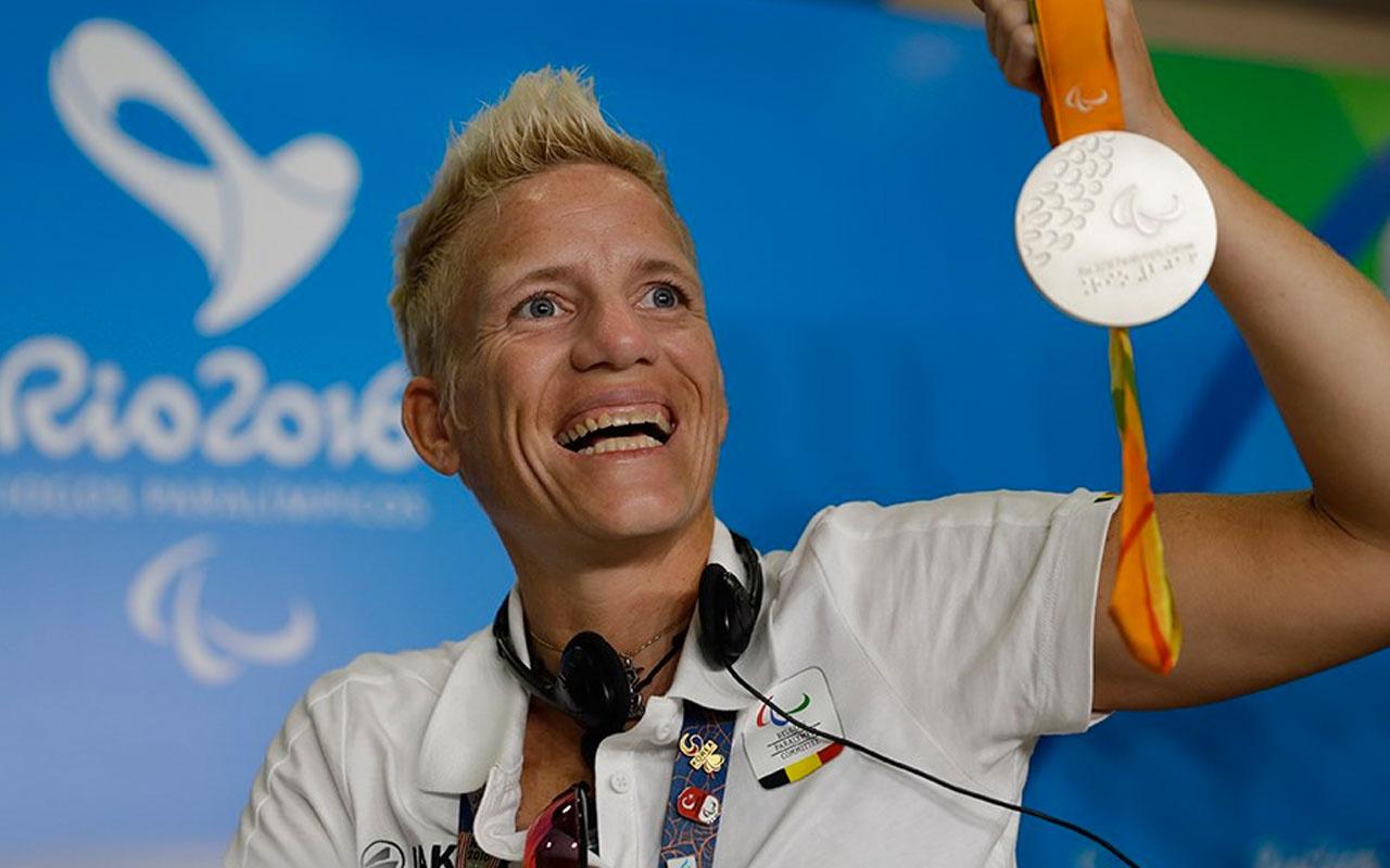 Paralimpik atlet Marieke Vervoort ötenaziyle yaşamına son verdi
