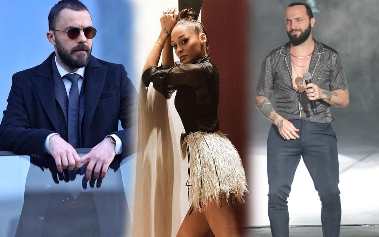 Berkay Şahin'den jet şarkıcı Alya açıklaması! Hakaret mesajları attı denmişti