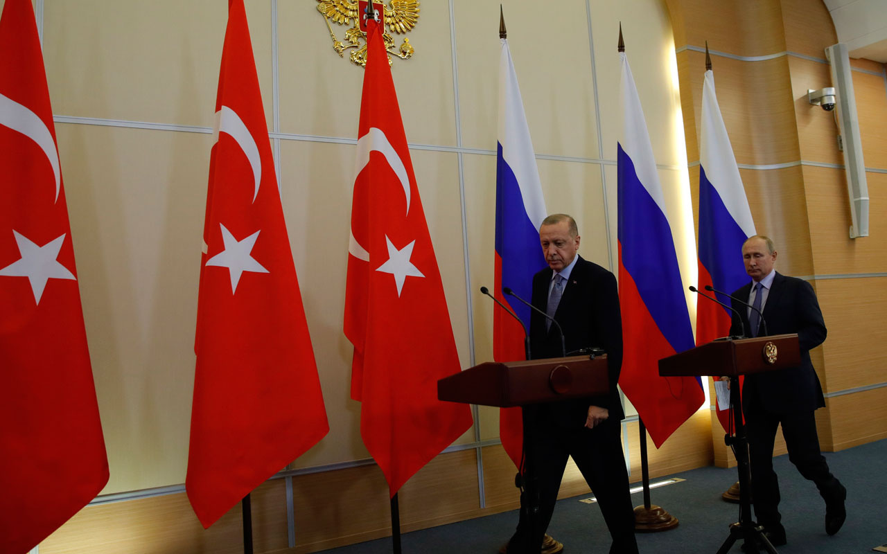 Türkiye - Rusya Suriye mutabakatı! İşte 10 maddelik anlaşmanın tam metni