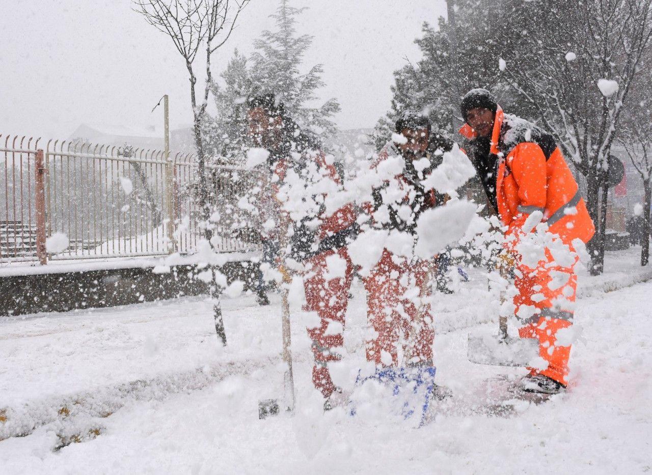 Kandilli Rasathanesi kar yağışı için tarih verdi! İstanbul'a kar uyarısı