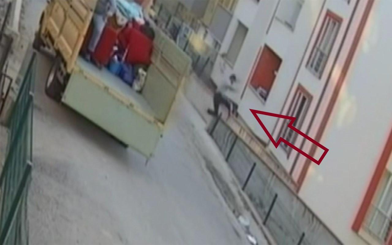 Karabük'te 5 metre yükseklikten atlayan kişi ağır yaralandı