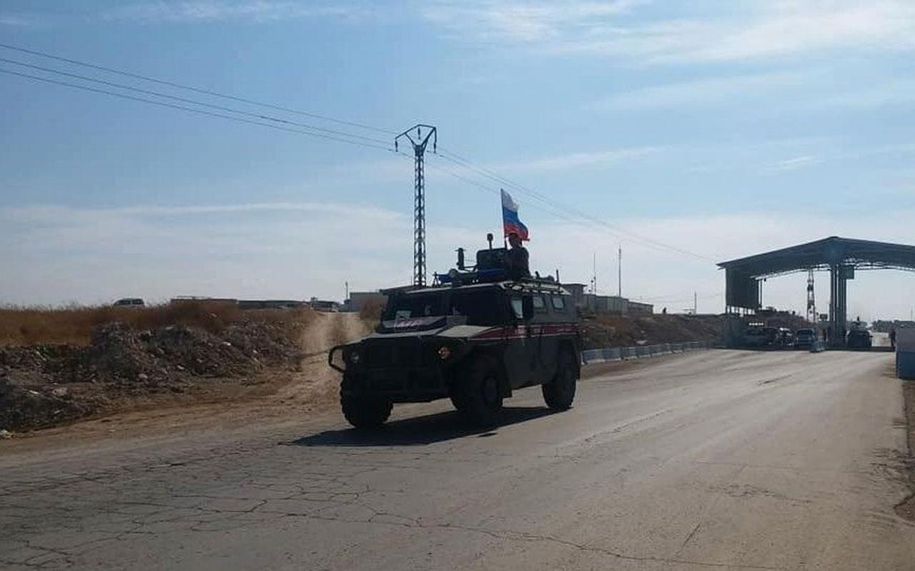 Kobani'de son dakika gelişmesi! Mutabakat sonrası Rusya sözünü tuttu
