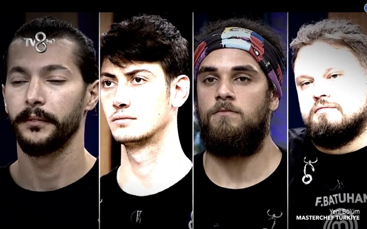 MasterChef kim elendi erken final oldu Mehmet Yalçınkaya şoklarda