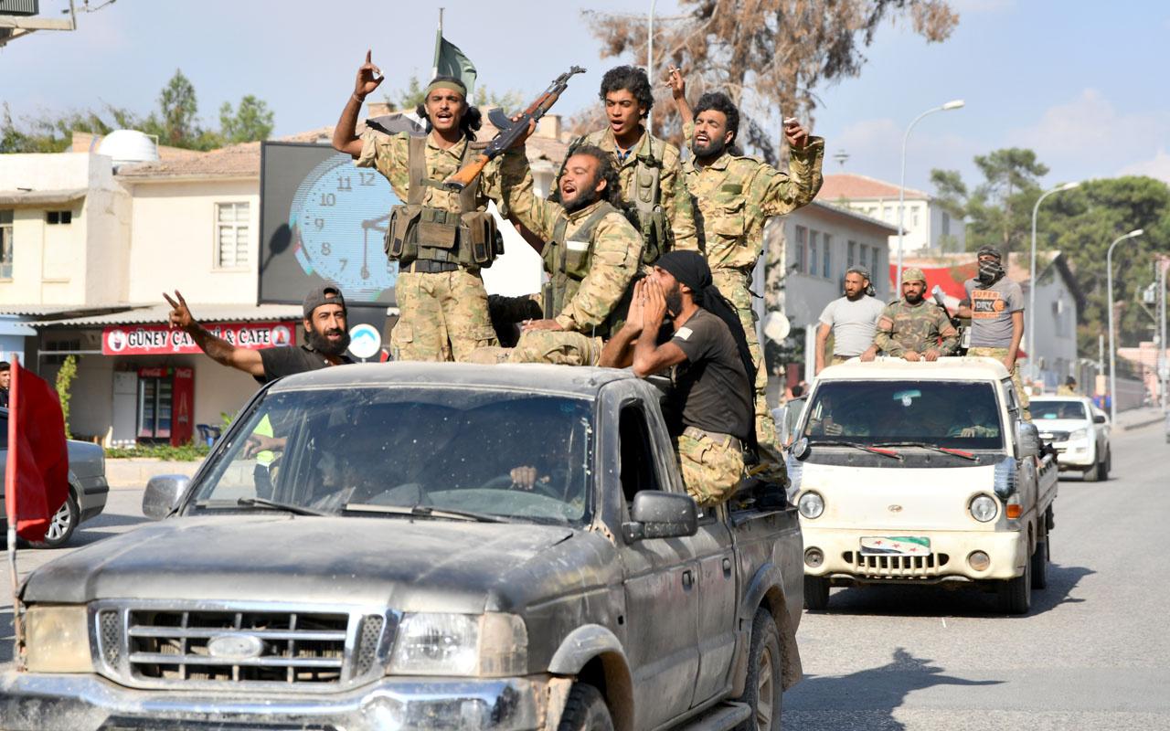 SMO birlikleri Rasulayn'dan Ceylanpınar'a geçiş yaptı