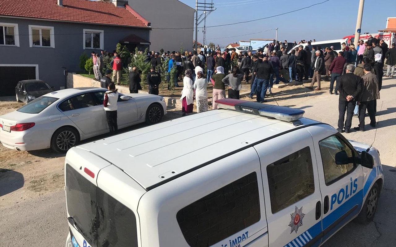 Uşak'ta son dakika yangın faciası! Aynı aileden 4 kişi hayatını kaybetti