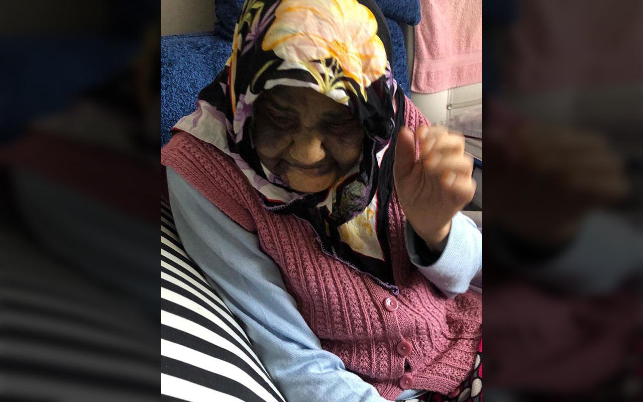 Zonguldak'ta darp edilen yaşlı kadın huzurevine yerleştirildi