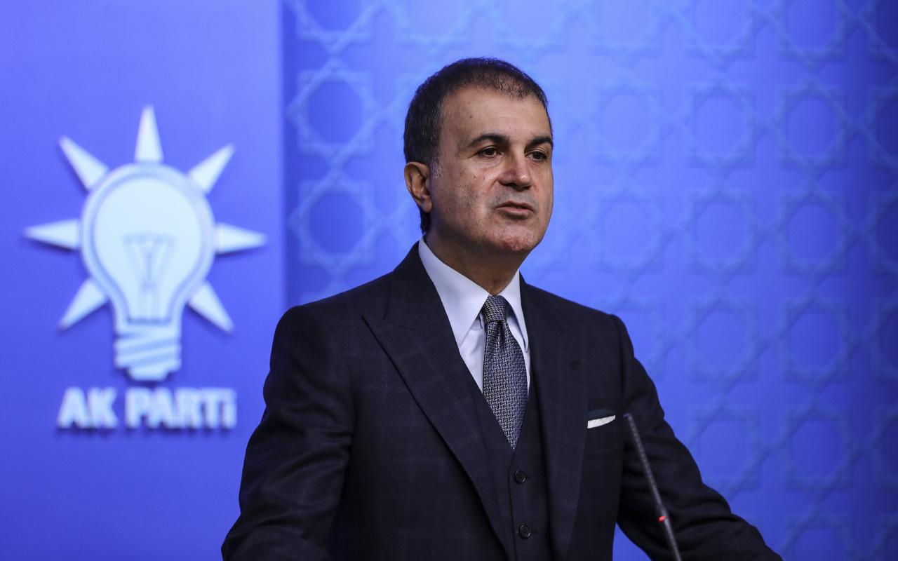 Ömer Çelik'ten güvenli bölge mutabakatına açıklaması! Kılıçdaroğlu'nu da bombaladı