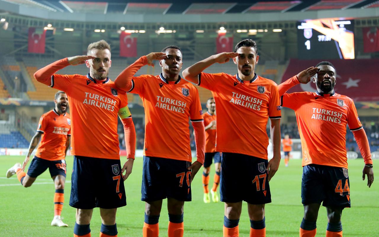 Başakşehir Wolfsberger UEFA Avrupa Ligi maçı golleri ve geniş özeti
