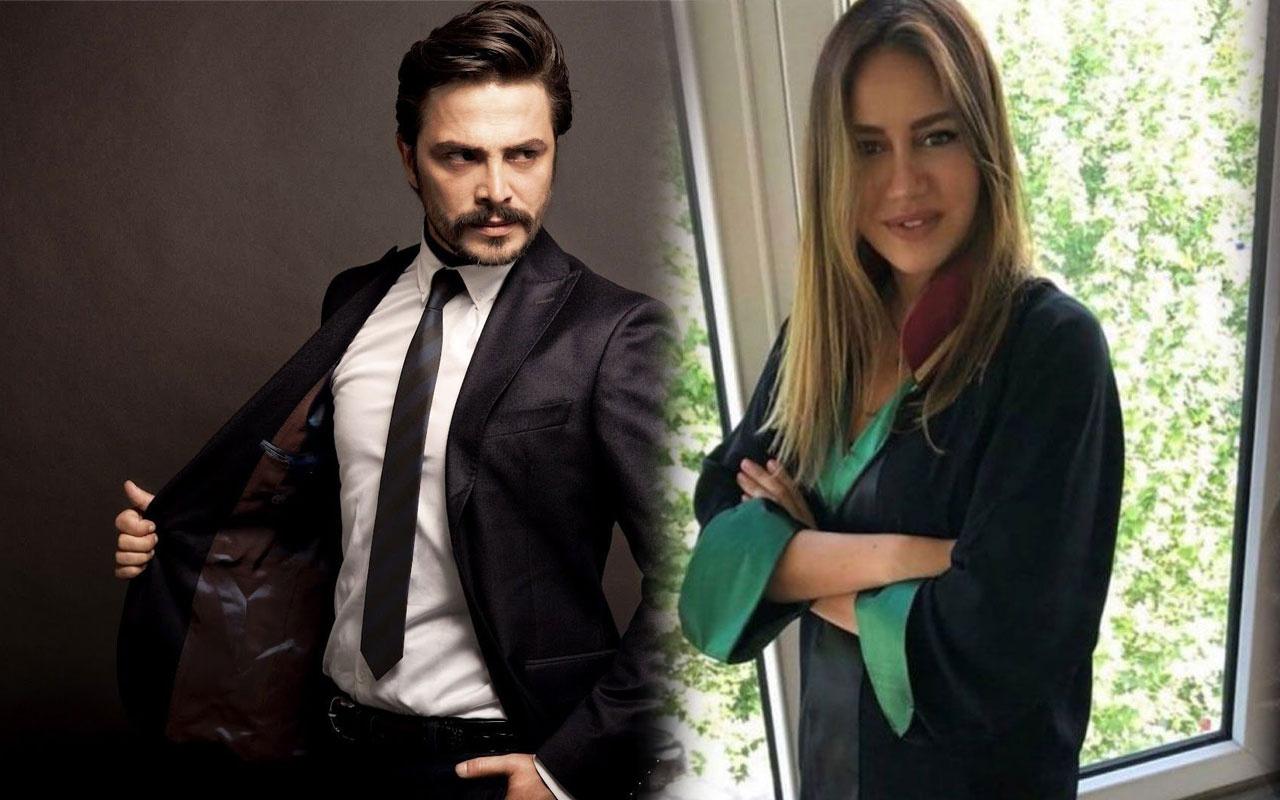Ahmet Kural sevgilisi Çağla Gizem Çelik'le ilk kez el ele! Evlilik açıklaması geldi