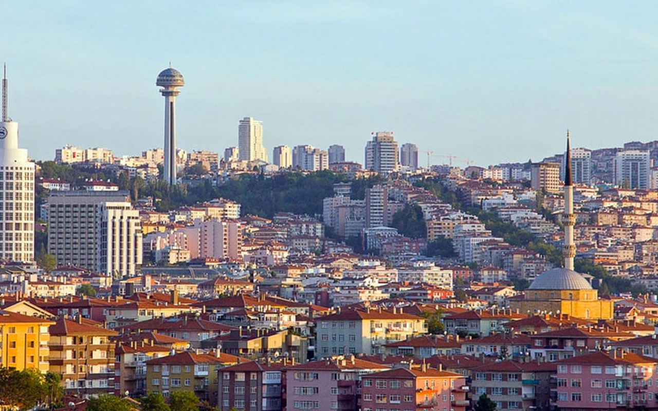 Ankara'da bir bölge riskli alan ilan edildi