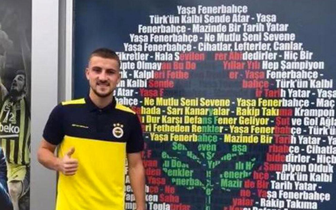 Fenerbahçe'den sürpriz transfer! Kosovalı Fatlind Azizi kadroya dahil oluyor