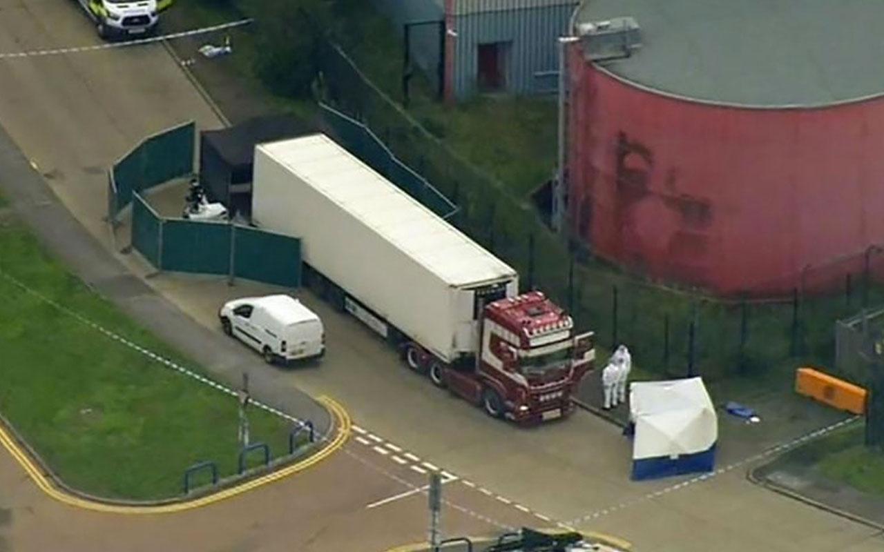 Londra'da kamyonda bulunan 39 cesetle ilgili yeni gelişme