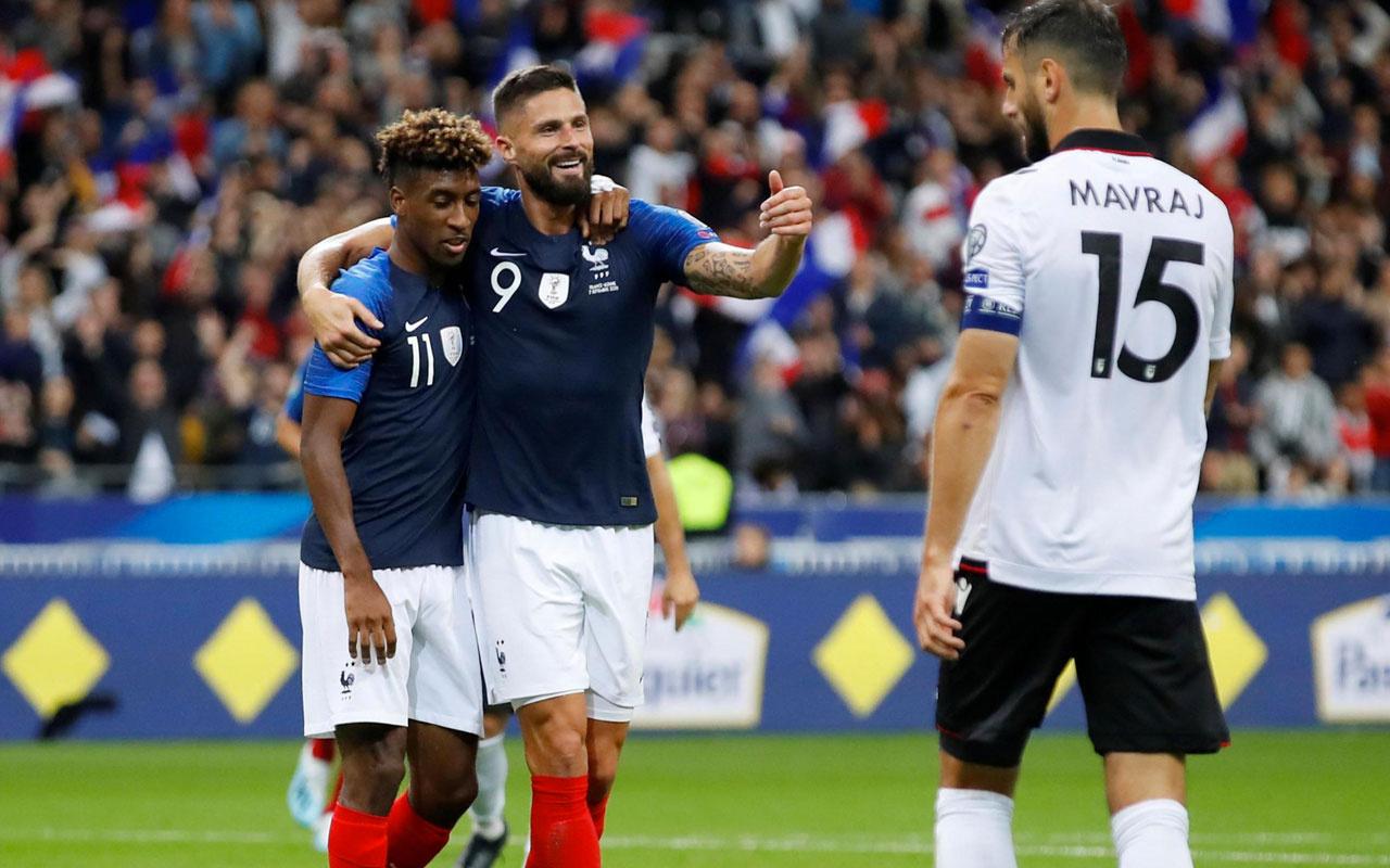 UEFA Fransa'nın hatasını affetmedi para cezasını kesti