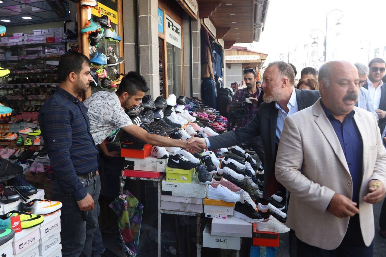 Şehit babasından HDP'li Temelli'ye tepki