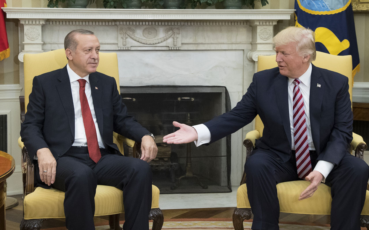 Amerikan WSJ'den Trump'a eleştiri: Erdoğan silip süpürdü Türkiye istediğini aldı
