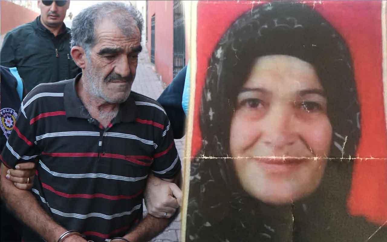 Müge Anlı'nın programında kayıp eşini aradı öldürüp yaktığını itiraf etti