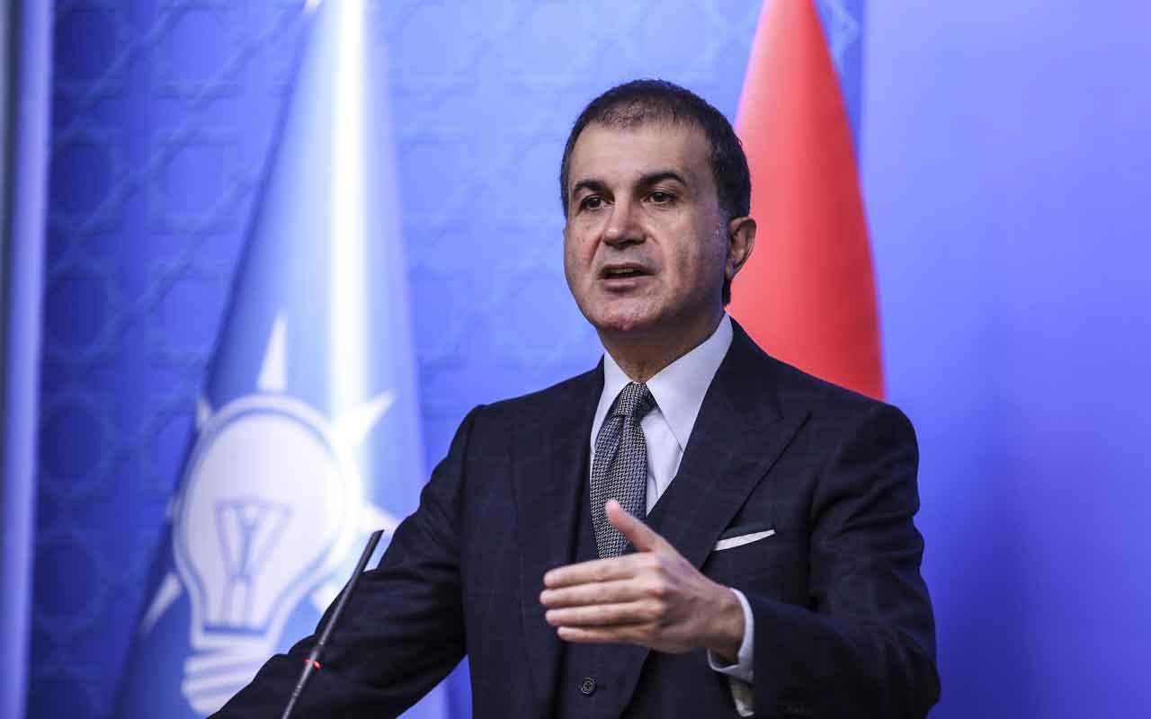 Ömer Çelik Kemal Kılıçdaroğlu'nu bombaladı