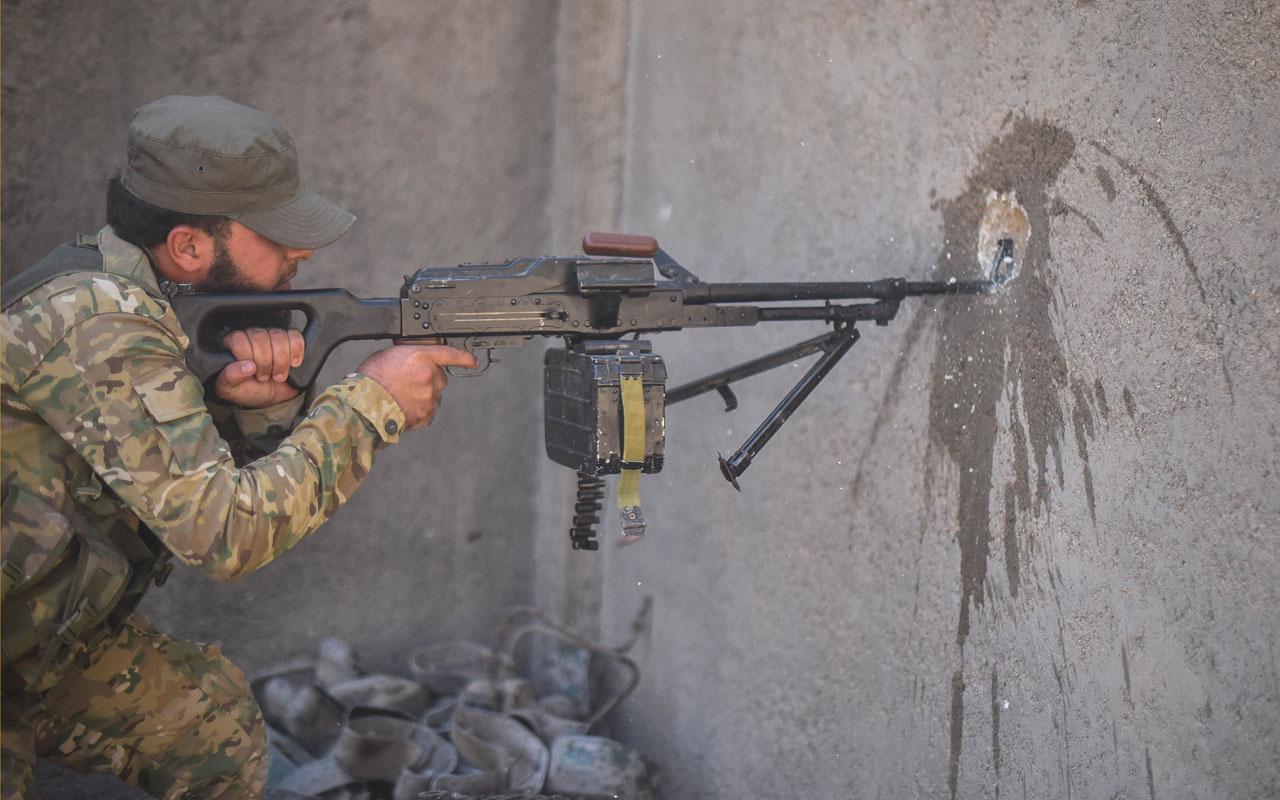 YPG Soçi Mutabakatı'na rağmen Tel Rıfat'tan saldırdı