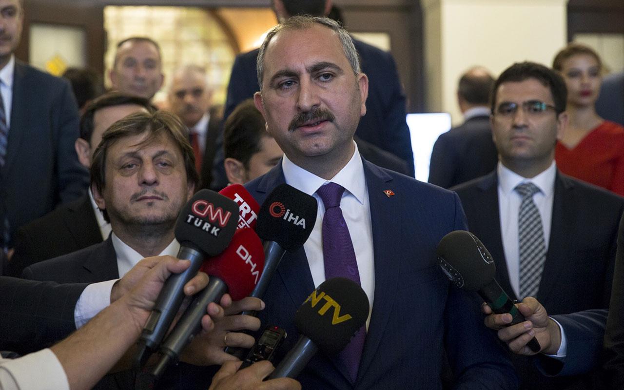 Abdülhamit Gül: Mazlum Kobani için iade talepli tutuklama istendi