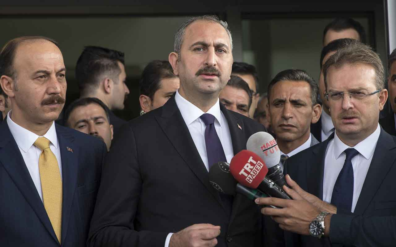 "Abdülhamit Gül ""Mazlum Kobani için iade talepli istendi"""