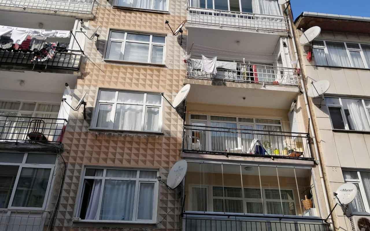 Adil Öksüz'ün Üsküdar'da saklandığı ev görüntülendi