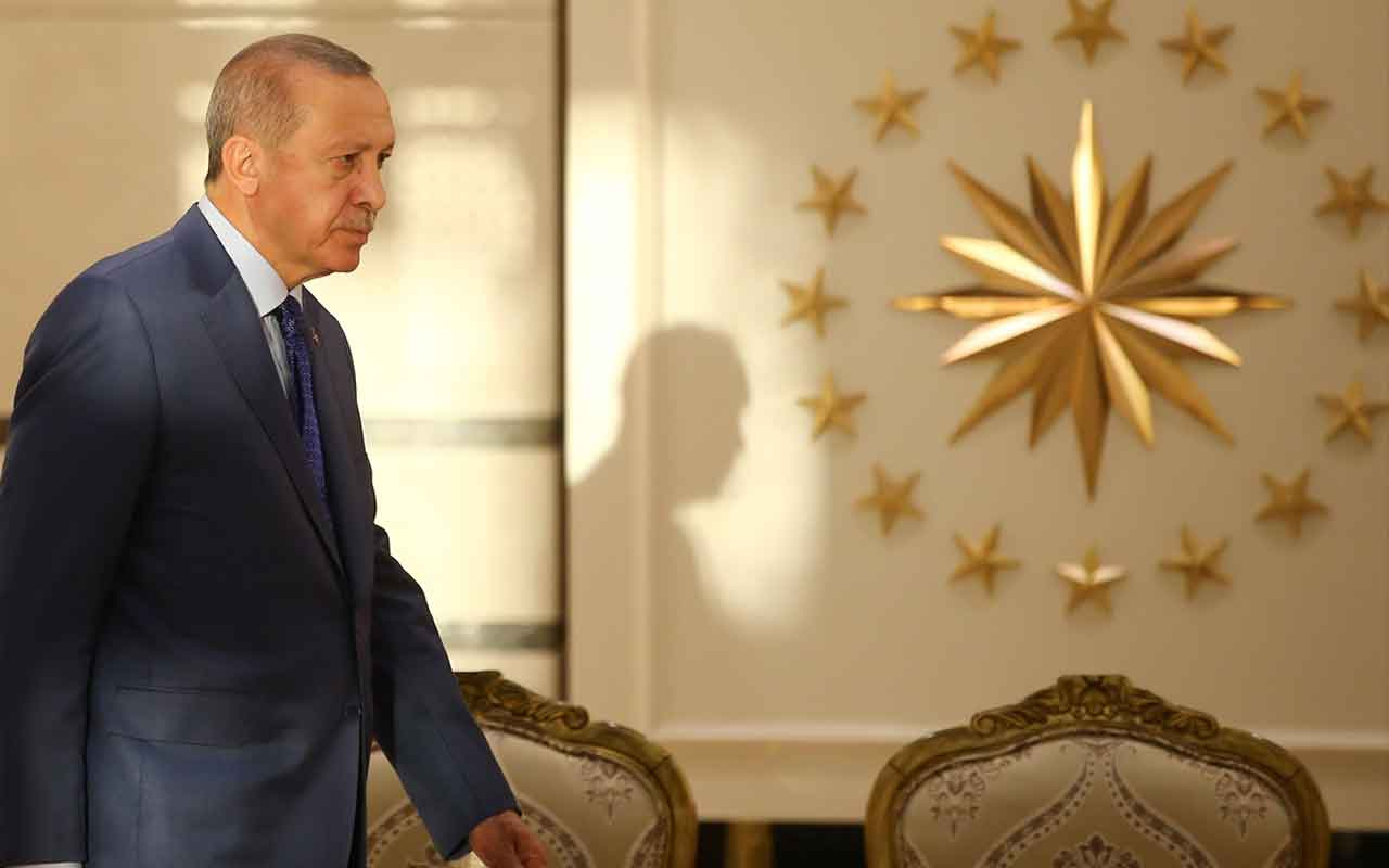 Cumhurbaşkanı Erdoğan cemaate seslendi