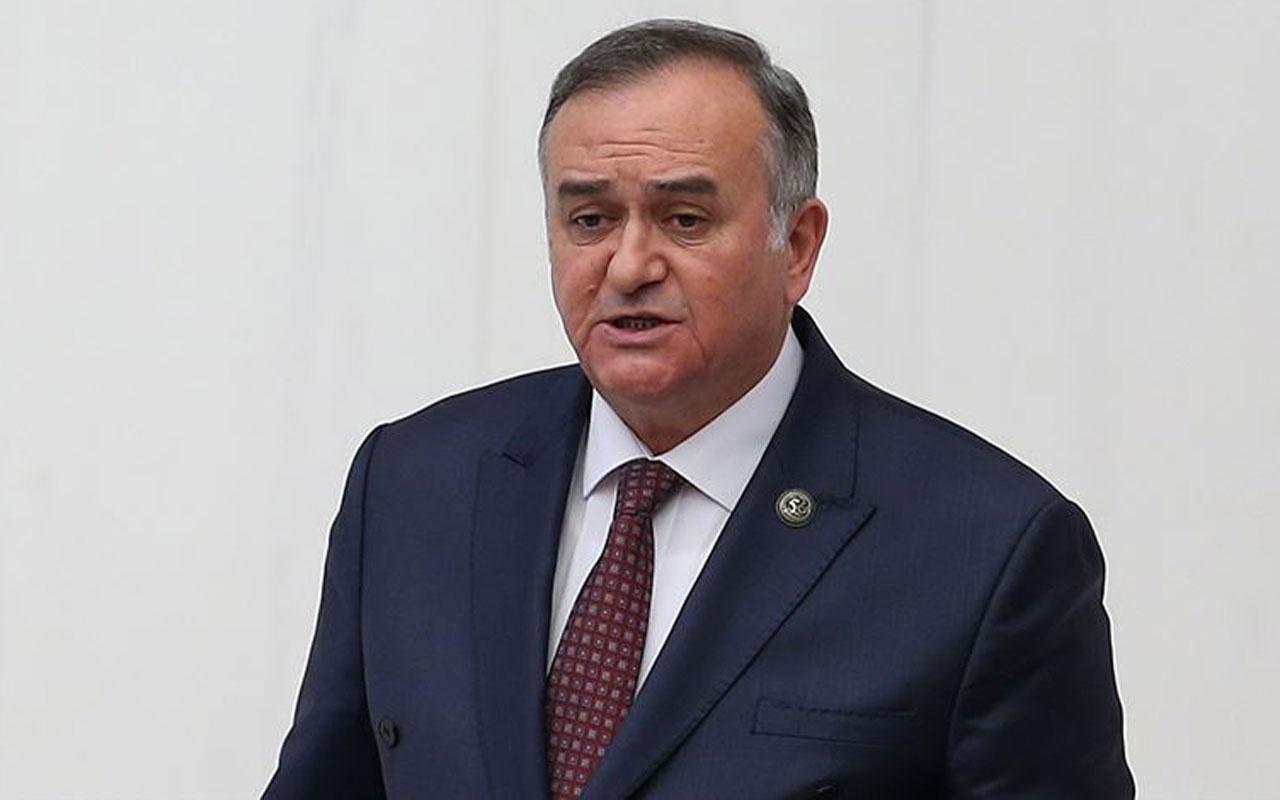 MHP'li Erkan Akçay: 'Barış Pınarı Harekatı'nın meşruiyeti kabul edildi