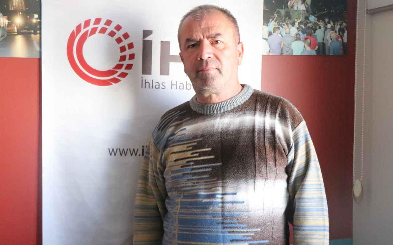 Kayseri'de futbolcularını tokatlayan Halil Kurt'tan ilginç savunma