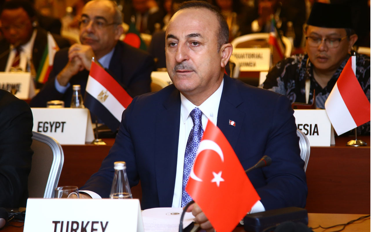 Mevlüt Çavuşoğlu'ndan Mazlum Kobani açıklaması: Yazılı nota ile ABD'ye bildirdik