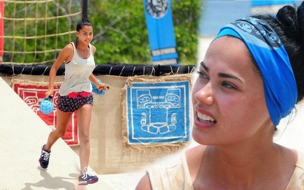 Adriana Lima benzerliği olay olan Survivor yıldızı Fatmagül Fakı evlendi!