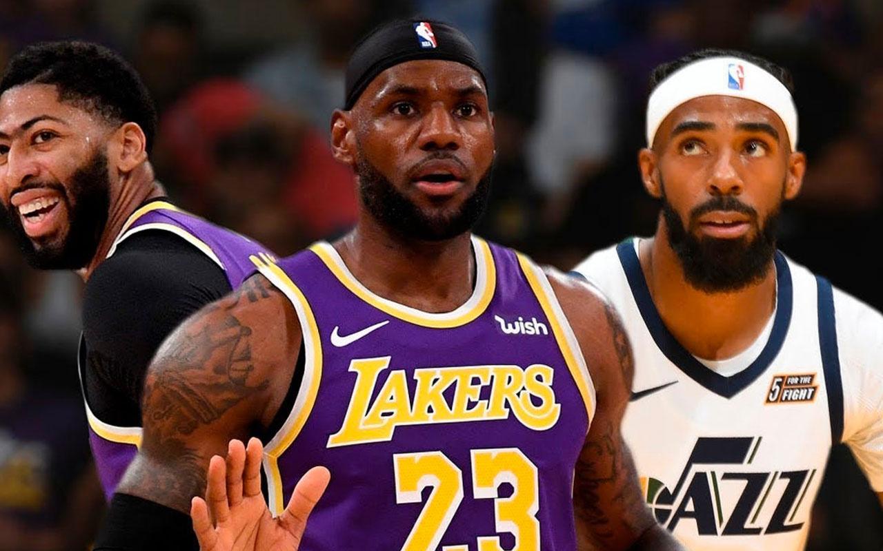 Los Angeles Lakers siftah yaptı