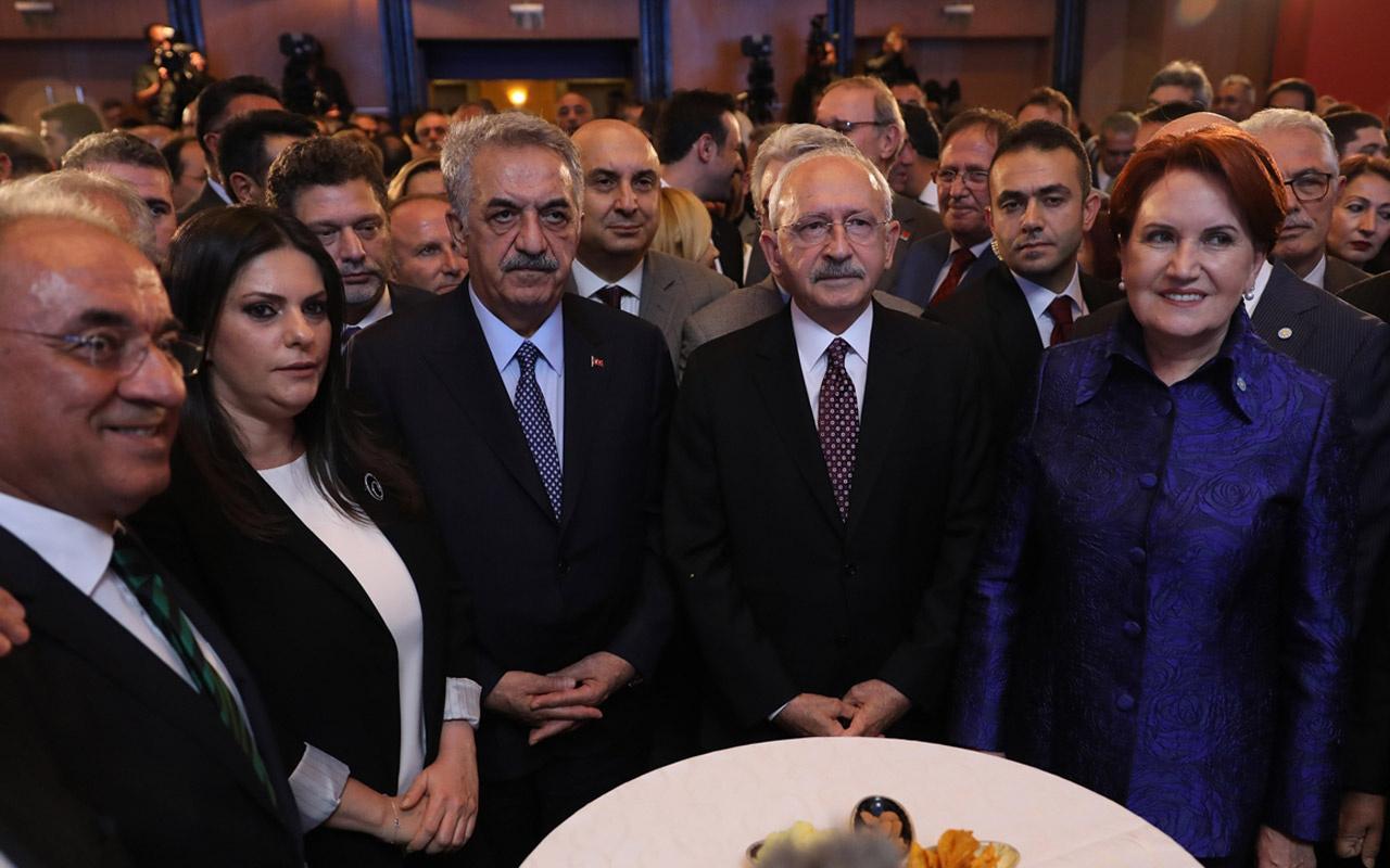 Meral Akşener AK Partili Yazıcı ile Cumhurbaşkanı Erdoğan'a mesaj gönderdi