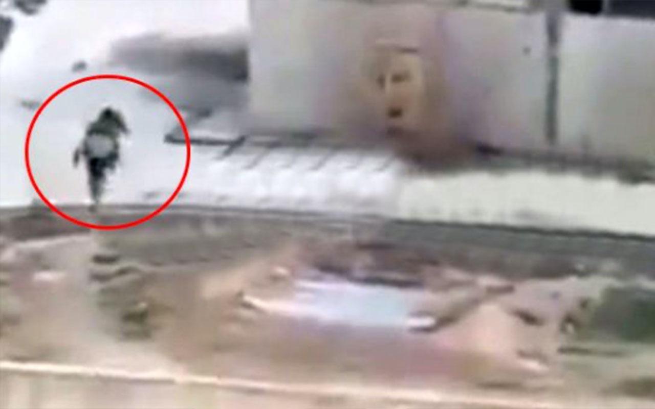 Türk askerinin arasına sızmaya çalışan teröristler işte böyle öldürüldü