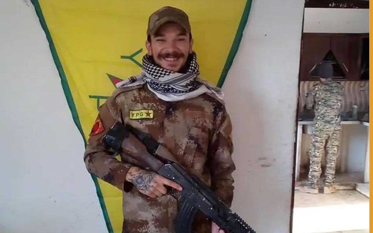 YPG'ye katılan İngiliz Kuzey Irak'ta PKK kampında eğitim almaktan suçlu bulundu