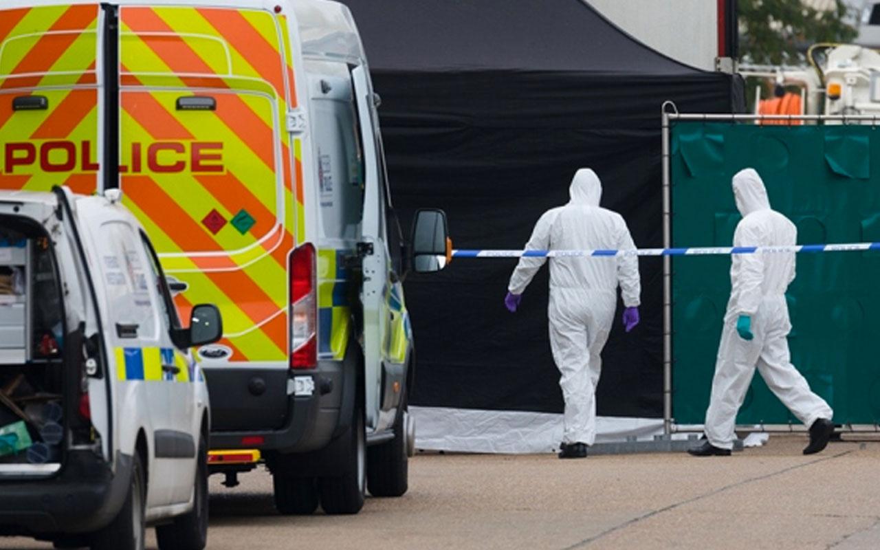 İngiltere'de 39 cesedin bulunduğu kamyonla ilgili yeni gelişme!
