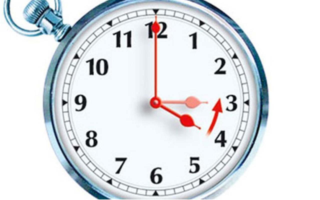Kış saati uygulamasına geçildi mi? 27 Ekim 2019 Pazar şu an saat kaç?