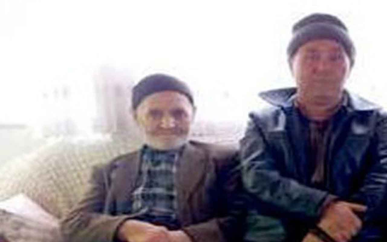 Giresun'da yangında ölen baba ve oğlunun cesetleri el ele bulundu