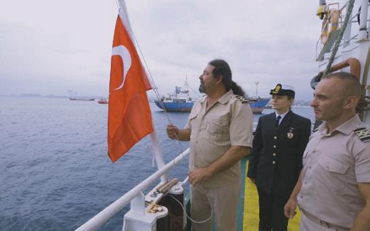 İstanbul Boğazı kırmızı-beyaza boyanacak
