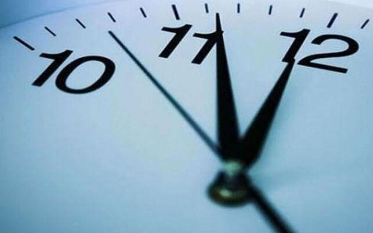 Kafaları karıştıran saatler geri mi alındı? sorusu! Bakan Dönmez'den açıklama