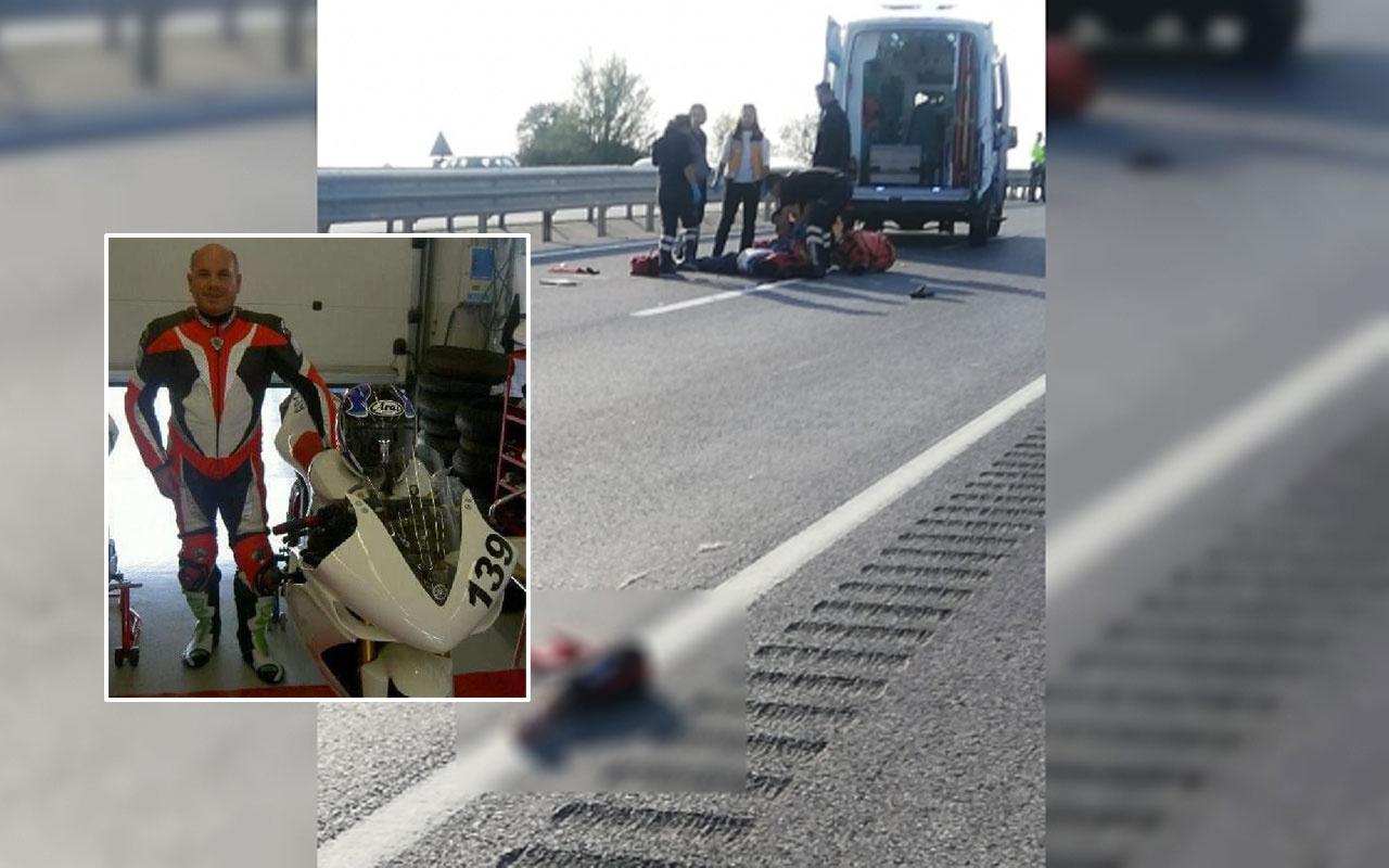 Ünlü iş insanı kazada yaşamını yitirdi
