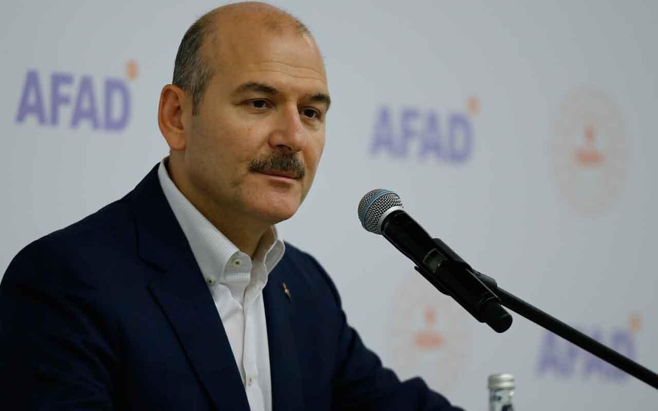 """Bakan Süleyman Soylu: """"Emniyette arama timi oluşturulacak"""""""
