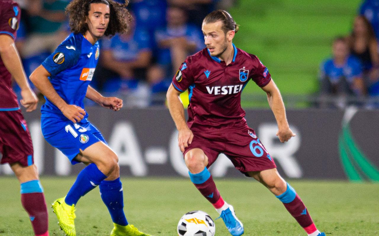 Trabzonspor'da sakatlık şoku! 2 yıldız Başakşehir maçında oynamayacak