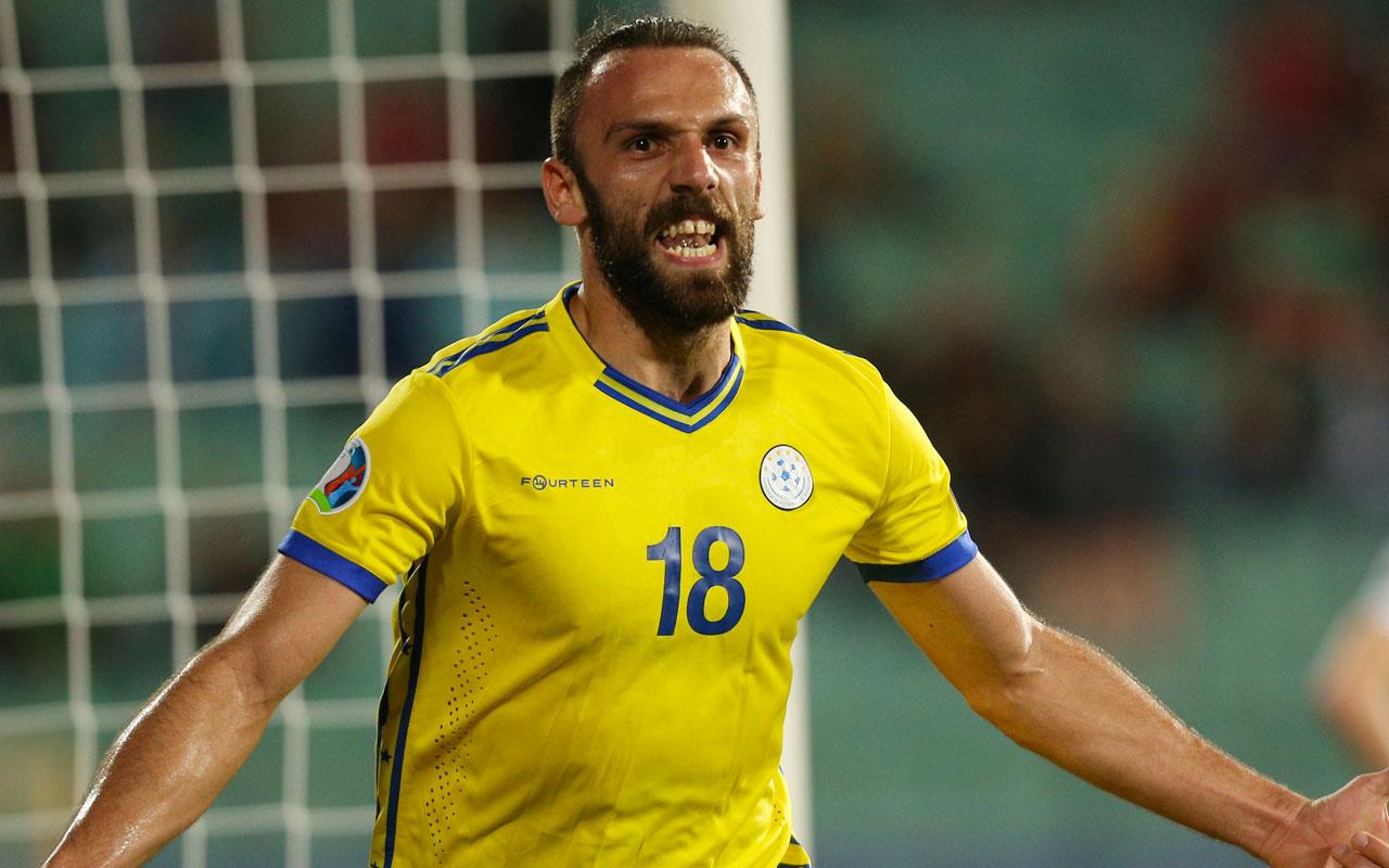 Fenerbahçe'nin yıldızı Vedat Muriç sakatlandı! Kadrodan çıkarıldı