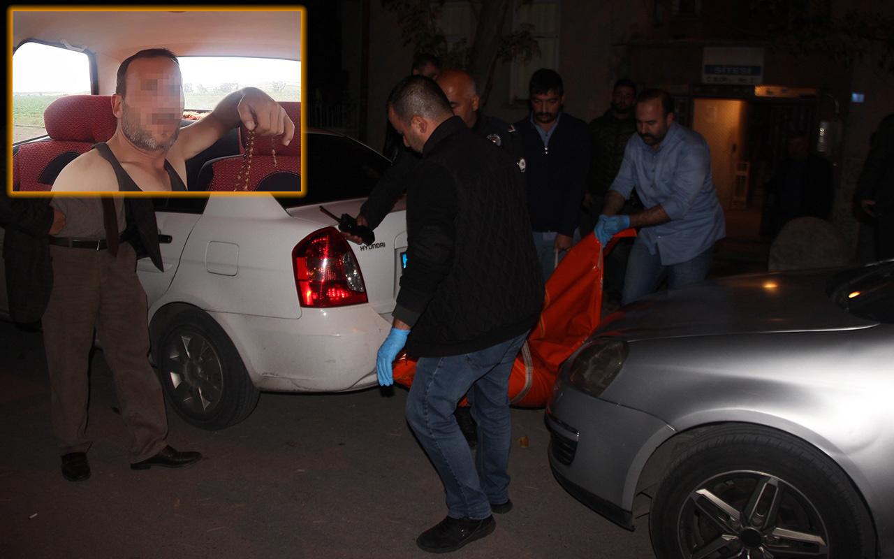 Kayseri'de 2 çocuk annesi kadın çocuğunun gözleri önünde öldürüldü
