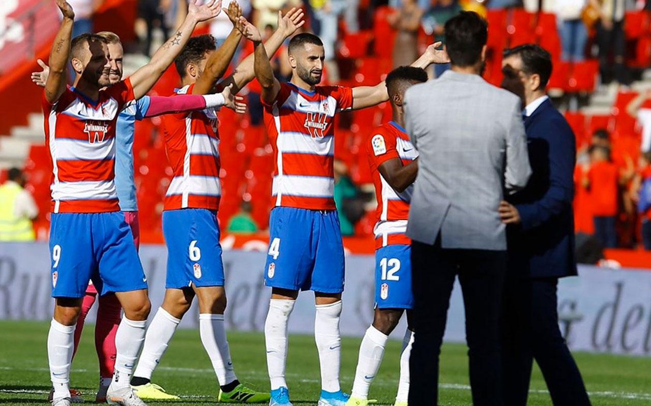 La Liga'da Granada'dan 46 yıl sonra bir ilk